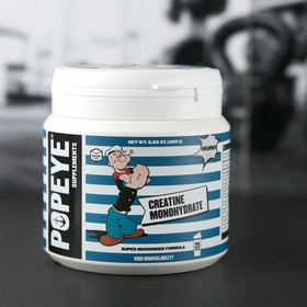 Креатин POPEYE Supplenments Creatin Monohydrate, классический, 250 г