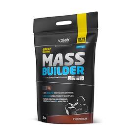 Гейнер VPLAB Mass Builder / 5 kg / шоколад