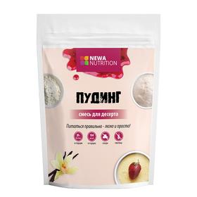 Смесь для выпечки Newa Nutrition высокобелковый  пудинг - ванильный 150 г