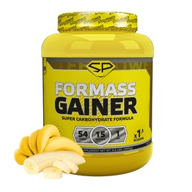 FOR MASS GAINER - 3000 гр, вкус - Банан