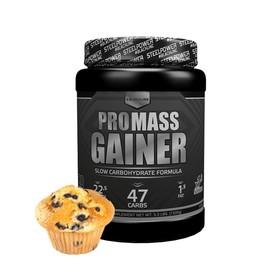 PRO MASS GAINER - 1500 гр, вкус - Черничный маффин