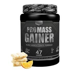 PRO MASS GAINER - 1500 гр, вкус - Апельсиновое фондю