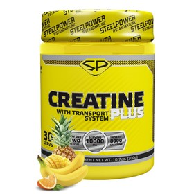 CREATINE PLUS - 300 гр, вкус - Тропик Микс