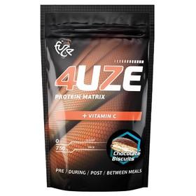 Протеин Fuze, шоколадное печенье