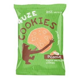 Печенье Fuze Cookies, арахис  16 шт.