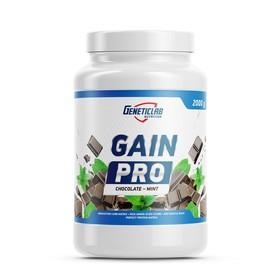 Геинер GAIN PRO Geneticlab,шоколад-мята
