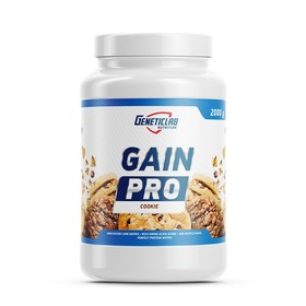 Геинер GAIN PRO Geneticlab, печенье