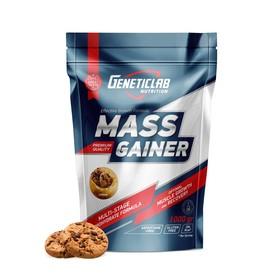 Гейнер MASS GAINER Geneticlab, печенье 10 порций/1000 г.
