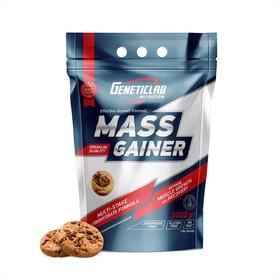 Гейнер MASS GAINER Geneticlab, печенье 30 порций/3000 г.