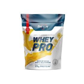Протеин WHEY PRO Geneticlab, банан 900 г.
