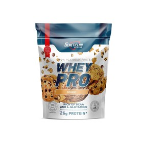 Протеин WHEY PRO Geneticlab, печенье 900 г.