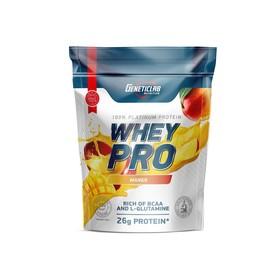 Протеин WHEY PRO Geneticlab, манго 900 г.