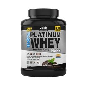 VPLab 100% Платинум Вей / 2,3кг / Шоколад-Мята