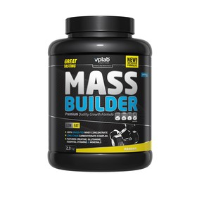 VPLAB Mass Builder / 2,3 кг / Банан