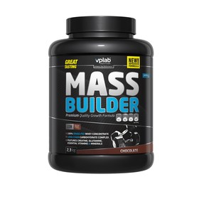 VPLAB Mass Builder / 2,3 кг / Шоколад