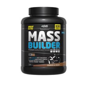 VPLAB Mass Builder / 2,3 кг / Печенье-Крем