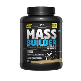 VPLAB Mass Builder / 2,3 кг / Ваниль