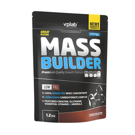VPLAB Mass Builder / 1,2 кг / Шоколад
