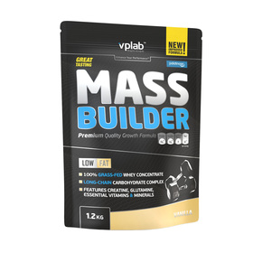 VPLAB Mass Builder / 1,2 кг / Ваниль