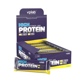 VPLAB 40% High Protein bar / 100 g / Банан