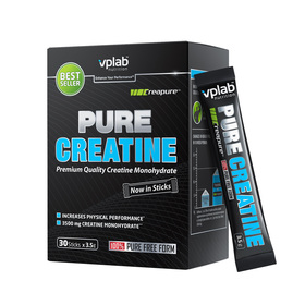 VPLAB Pure Creatine / 30порц х 3.5г