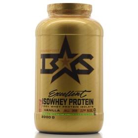 Протеин Binasport EXCELLENT ISOWHEY PROTEIN, ваниль, 2000 г