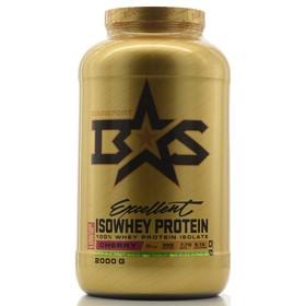 Протеин Binasport EXCELLENT ISOWHEY PROTEIN, вишня, 2000 г