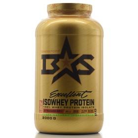 Протеин Binasport EXCELLENT ISOWHEY PROTEIN, клубника, 2000 г