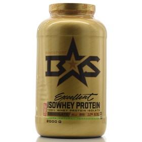 Протеин Binasport EXCELLENT ISOWHEY PROTEIN, шоколад, 2000 г
