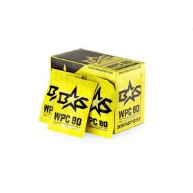 Протеин Binasport WPC 80 WHEY PROTEIN 80, персик, 33 г  (упаковка 20 шт)