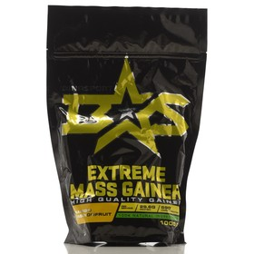Гейнер Binasport EXTREME MASS GAINER, манго-маракуйа, 1000 г