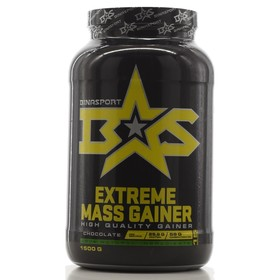 Гейнер Binasport EXTREME MASS GAINER, шоколад, 1500 г