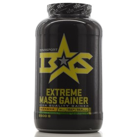 Гейнер Binasport EXTREME MASS GAINER, банан, 2500 г