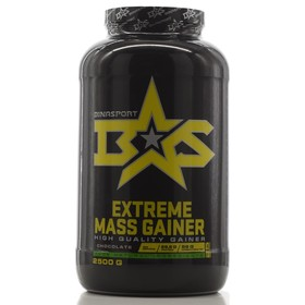 Гейнер Binasport EXTREME MASS GAINER, шоколад, 2500 г